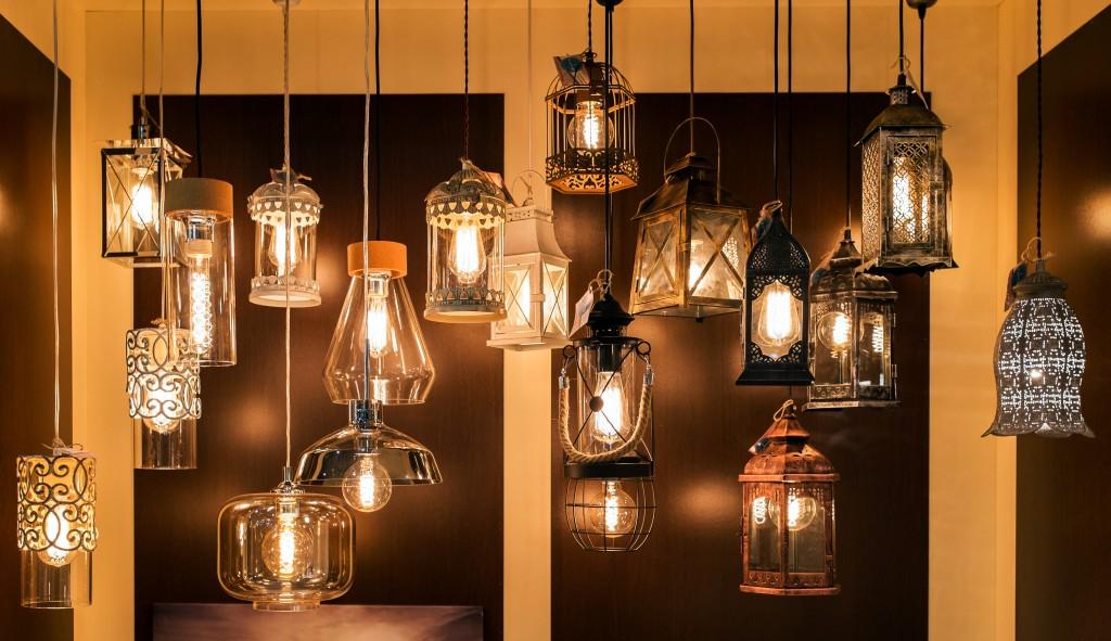 lamper til hjemmet
